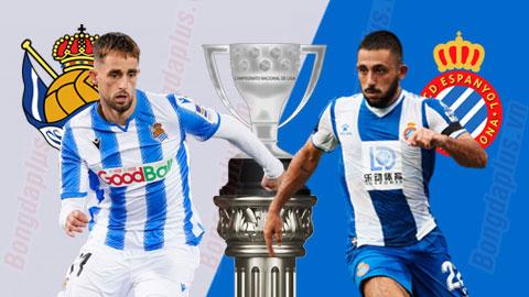 Nhận định bóng đá Real Sociedad vs Espanyol, 00h30 ngày 3/7