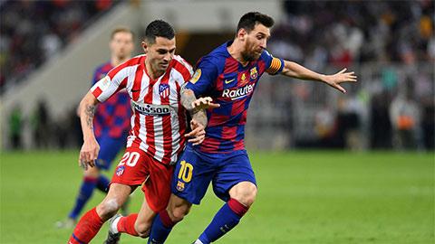Lịch thi đấu La Liga 2019/20 vòng 33