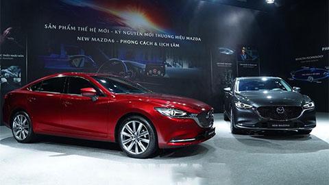 Mazda 6 2020 chốt giá bán tại VN ngang Mazda 3, rẻ hơn khá nhiều so với Toyota Camry, Honda Accord