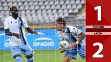 Torino 1-2 Lazio (Vòng 29 Serie A 2019/20)