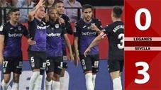 Leganes 0-3 Sevilla(Vòng 33 La Liga 2019/20)