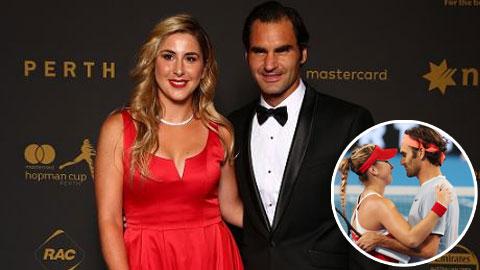 Federer hé lộ bí quyết U40 vẫn dai sức cùng người đẹp 9X