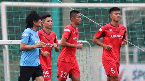 Hậu vệ HAGL được bầu làm đội trưởng U22 Việt Nam