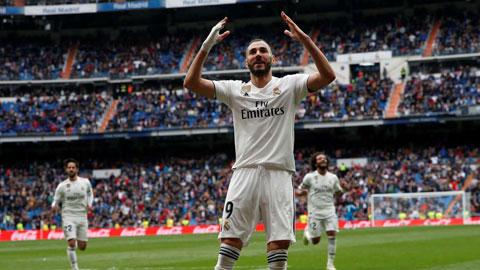"""Real Madrid sẽ thắng đối thủ Getafe để """"cắt đuôi"""" Barca trong cuộc đua vô địch La Liga"""