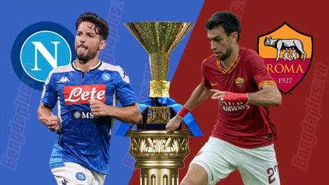 Nhận định bóng đá Napoli vs Roma, 02h45 ngày 67: Roma rơi tự do