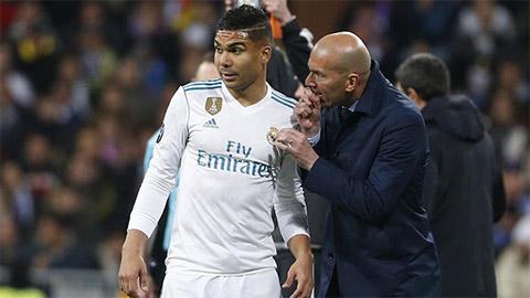 HLV Zidane tìm được công thức giúp Real qua mặt Barca ở La Liga