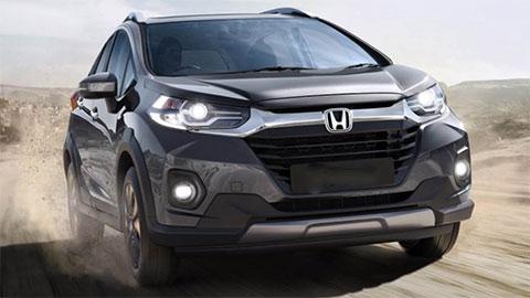 Honda WR-V 2020 đẹp long lanh, giá 300 triệu, đối đầu Hyundai Kona, Ford EcoSport