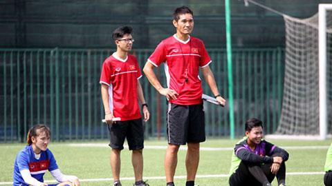 Tuyển chọn nữ cầu thủ cho các đội tuyển trẻ Việt Nam