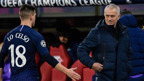 Mourinho: Tôi sẽ không đổi Lo Celso lấy Bruno Fernandes
