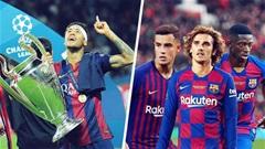 Dembele, Coutinho và Griezmann trong lời nguyền Neymar