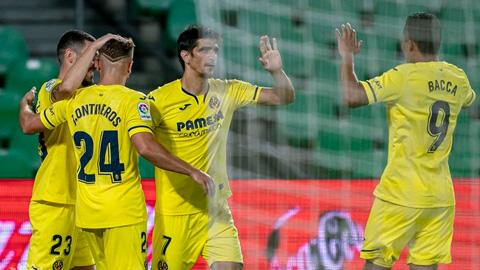 Villarreal hạ Betis, Bilbao đánh bại Valencia trong ngày đại họa của chủ nhà