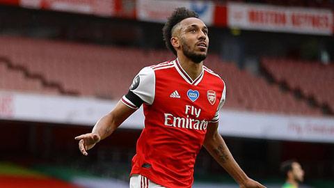 Arteta tự tin Aubameyang sẽ ở lại Arsenal