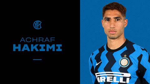 Inter Milan hoàn tất vụ chiêu mộ Hakimi từ Real Madrid - kết quả xổ số gia lai