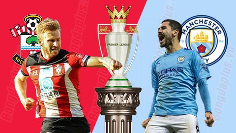 Nhận định bóng đá Southampton vs Man City, 01h00 ngày 6/7: Miếng mồi quen thuộc