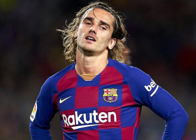 Người đại diện của Griezmann sẽ gặp Barcelona: Lành làm gáo vỡ làm muôi