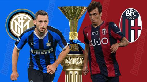 Nhận định bóng đá Inter Milan vs Bologna, 22h15 ngày 57: Nỗi lo hậu thắng to