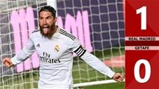 Real Madrid 1-0 Getafe (Vòng 33 La Liga 2019/20)