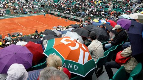 Roland Garros 2020 mạo hiểm cho khán giả vào sân