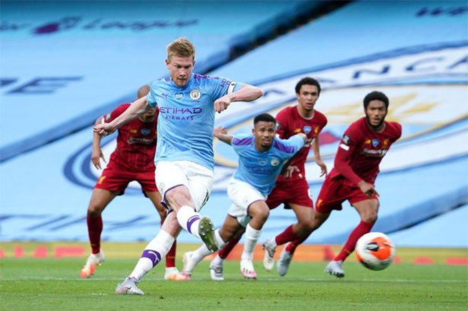 5 sai lầm của Klopp khiến Liverpool thua muối mặt Man City