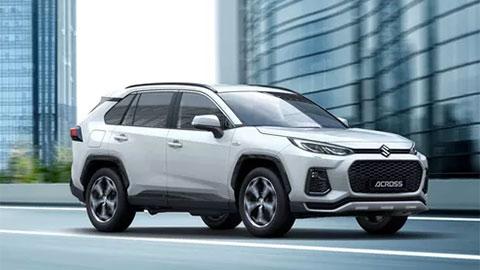 Suzuki sắp tung ra bản giá rẻ của Toyota RAV4, đấu Honda CR-V, Hyundai Tucson, Mazda CX-5
