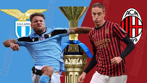 Nhận định bóng đá Lazio vs Milan, 02h45 ngày 5/7: Điểm tựa Olimpico