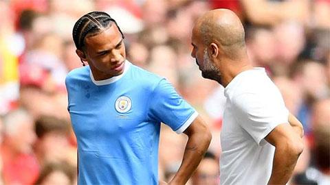 Sane chuyển lời tới Guardiola và Man City sau khi gia nhập Bayern