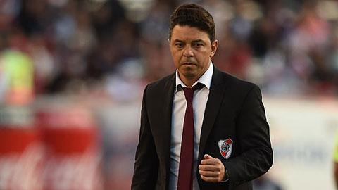 Gallardo là một trong những ứng cử viên ngồi vào ghế nóng tại Barca