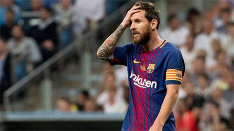 4 vấn đề khiến Messi không hạnh phúc tại Barca