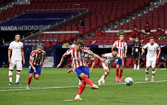 Morata lập cú đúp trận này
