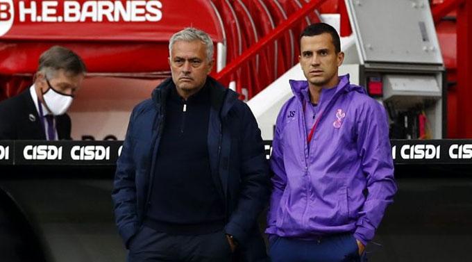 Mourinho đang mất phương hướng ở Tottenham
