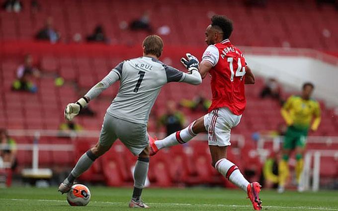 Arsenal cần nhanh tay nếu không muốn mất Aubameyang