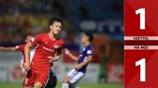 Viettel 1-1 Hà Nội FC (Vòng 8 V.League 2020)