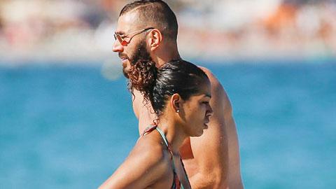 Karim Benzema và vợ sắp ra tòa ly dị