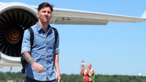 Đài Cadena SER khẳng định, Messi sẽ không gia hạn với Barca, và sẽ ra đi vào năm 2021