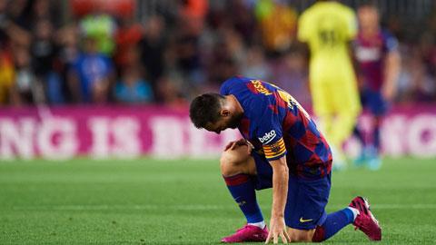 Nếu rời Barca, Messi sẽ đến Man City