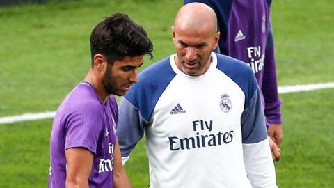 Hakimi rời Real sang Inter là vì Zidane