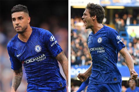 Alonso và Emerson là những cái tên Chelsea có thể thanh lý