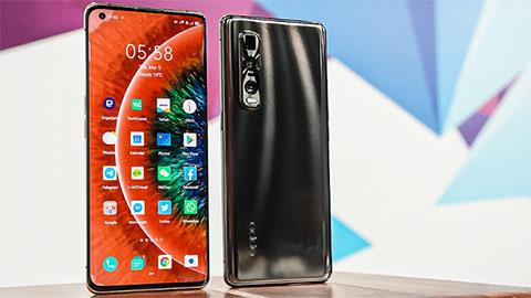 Top 10 smartphone Android mạnh nhất thế giới: Oppo Find X2 Pro bá vương