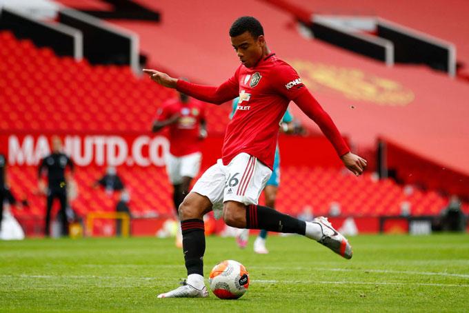 Man United: Tuyệt vời hàng công, suýt về không vì hàng thủ