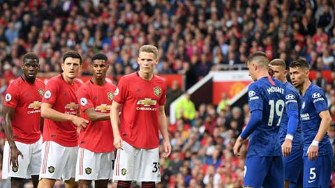 M.U, Chelsea sáng cửa hất cẳng Leicester khỏi Top 4 Premier League