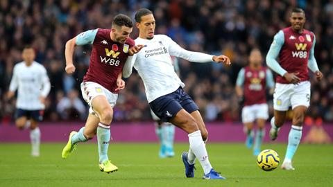 Trực tiếp Liverpool vs Aston Villa, 22h30 ngày 57