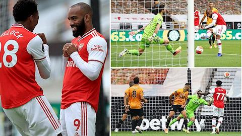 Arsenal: Hàng thủ khởi sắc, giấc mơ dự cúp châu Âu vẫn trong tầm tay