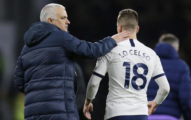 Lo Celso khó có thể nâng tầm Tottenham