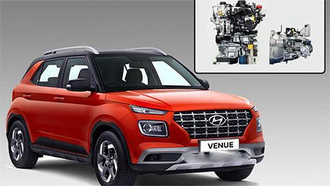 Hyundai Venue 2020 giá chỉ 260 triệu đồng, sở hữu công nghệ 'cực chất' với động cơ Turbo