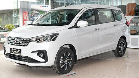 Suzuki Ertiga Sport 2020 đẹp long lanh, giá rẻ bất ngờ, đe dọa vị thế của Mitsubishi Xpander