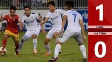 HAGL 1-0 Hồng Lĩnh Hà Tĩnh (Vòng 8 V.league 2020)