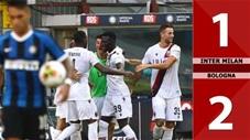 Inter Milan 1-2 Bologna (Vòng 30 Serie A 2019/20)