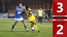 Than Quảng Ninh 3-2 DNH Nam Định (Vòng 8 V.league 2020)