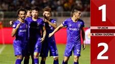 TP.HCM 1-2 B.Bình Dương (Vòng 8 V.league 2020)