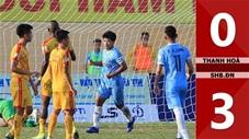 Thanh Hóa 0-3 SHB Đà Nẵng (Vòng 8 V.league 2020)